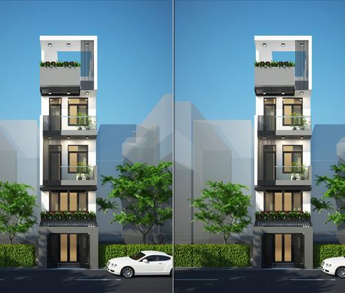 Thiết kế nội thất nhà phố 3 tầng đẹp hiện đại sang trọng tại quận 10