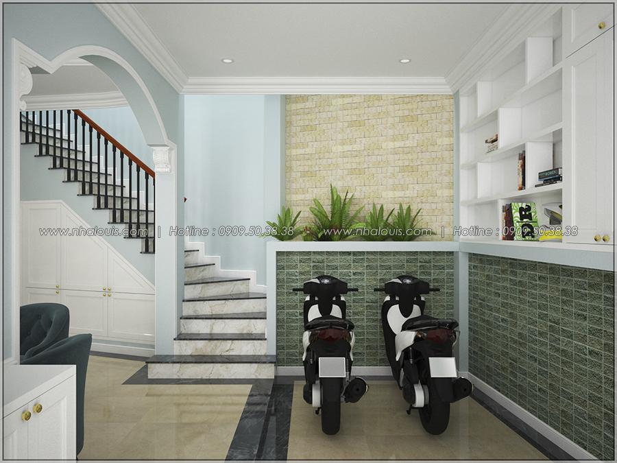 Thiết kế nội thất tân cổ điển cho nhà phố đẳng cấp tại Phú Nhuận - 10