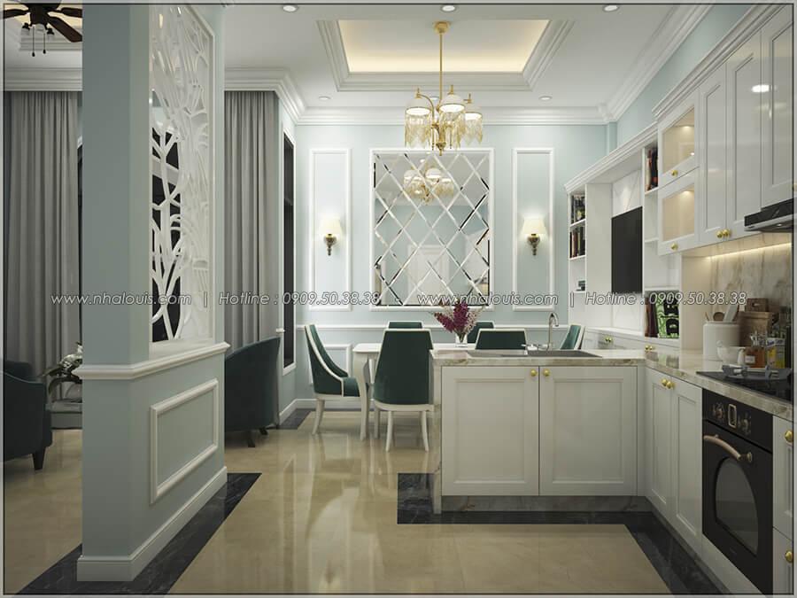 Thiết kế nội thất tân cổ điển cho nhà phố đẳng cấp tại Phú Nhuận - 12