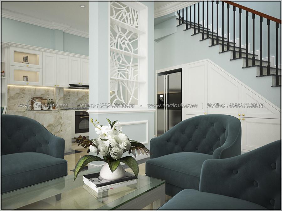 Thiết kế nội thất tân cổ điển cho nhà phố đẳng cấp tại Phú Nhuận - 13
