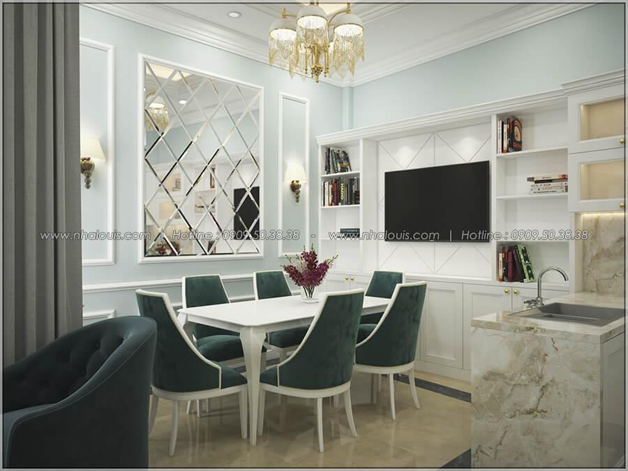 Thiết kế nội thất tân cổ điển cho nhà phố đẳng cấp tại Phú Nhuận - 14