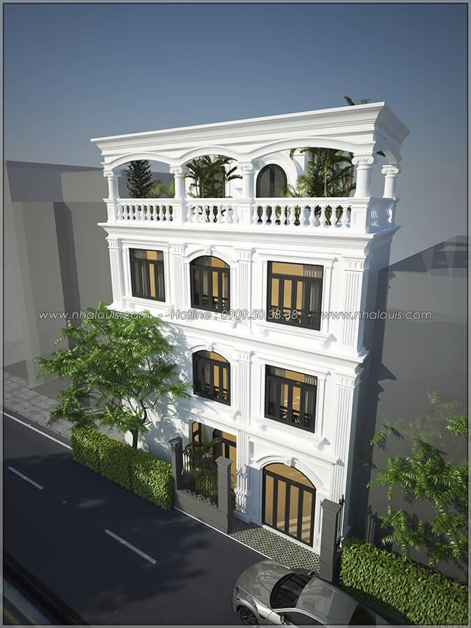 Thiết kế nội thất tân cổ điển cho nhà phố đẳng cấp tại Phú Nhuận - 2