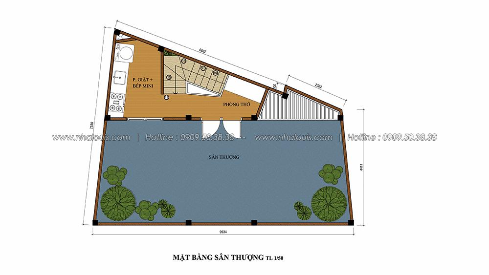 Thiết kế nội thất tân cổ điển cho nhà phố đẳng cấp tại Phú Nhuận - 6