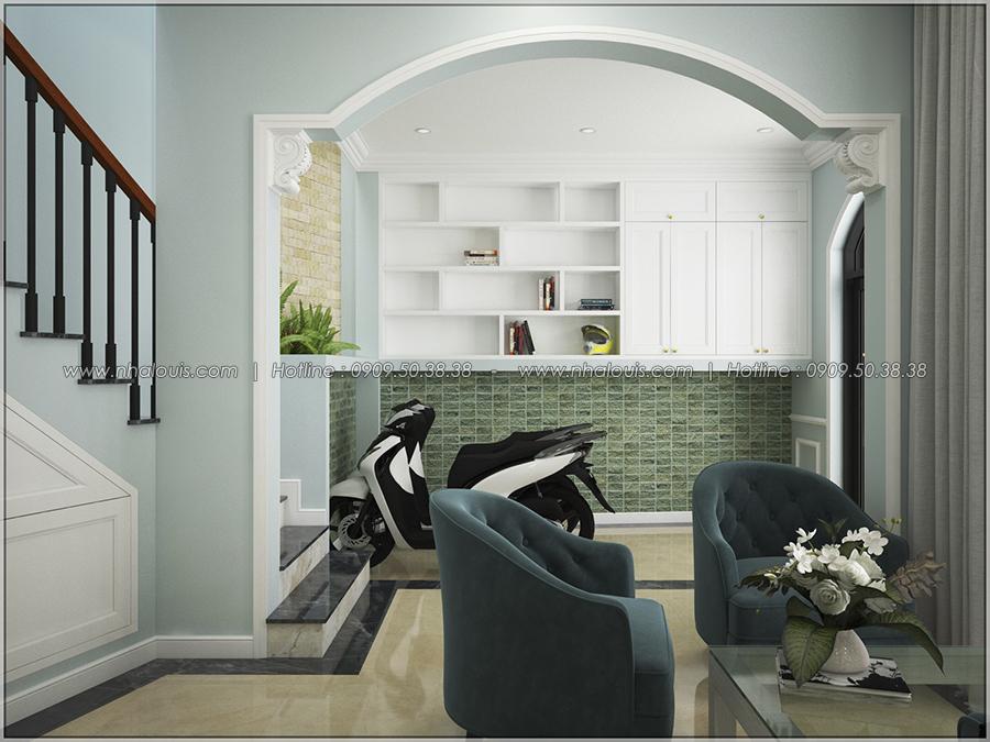 Thiết kế nội thất tân cổ điển cho nhà phố đẳng cấp tại Phú Nhuận - 9