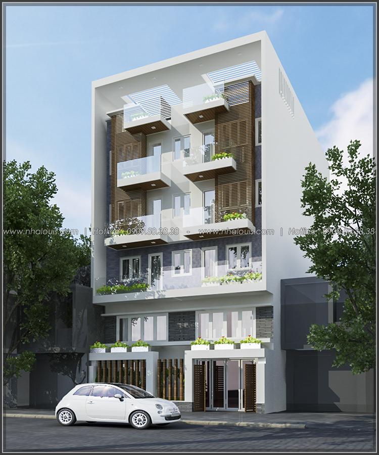 Tư vấn kinh nghiệm thiết kế xây nhà trọ cho thuê miễn phí
