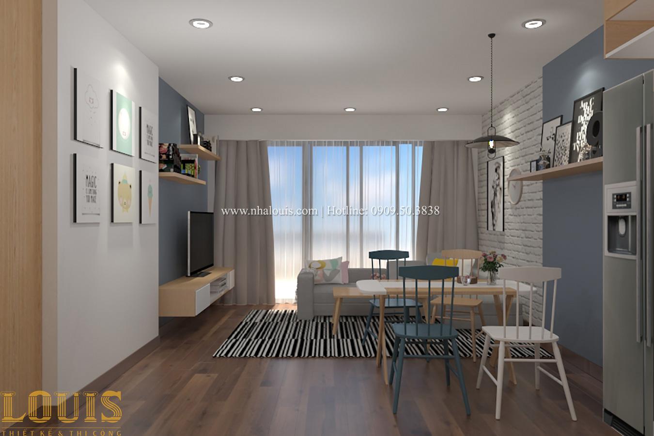 Bếp và phòng ăn Tư vấn thiết kế mẫu nhà đẹp 4x20m hiện đại và sang trọng tại quận 8 - 30