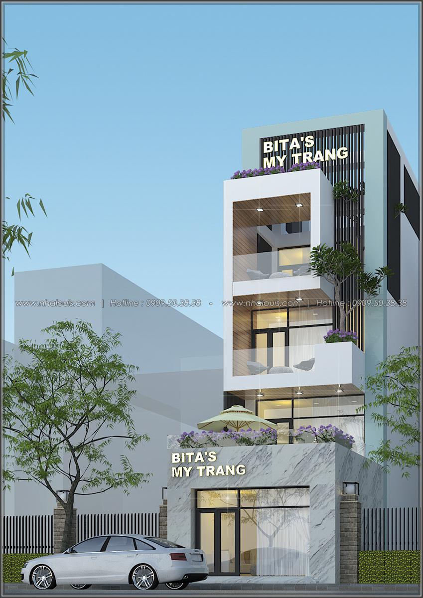 Tư vấn thiết kế nhà phố mặt tiền 5m kết hợp kinh doanh tại Tân Bình - 02