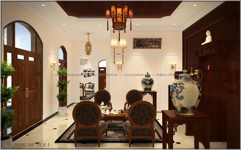 Vẻ đẹp giản đơn của ngôi biệt thự 1 tầng 3 phòng ngủ tại xứ dừa Bến Tre - 11