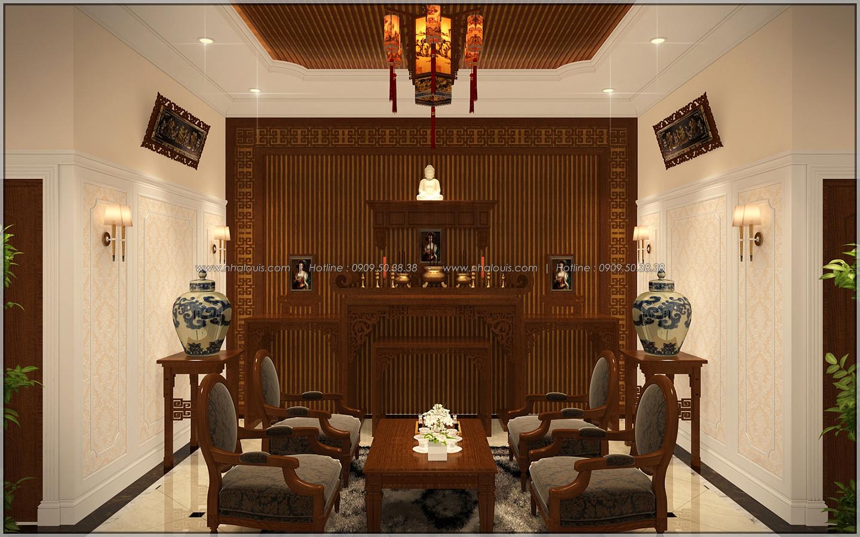 Vẻ đẹp giản đơn của ngôi biệt thự 1 tầng 3 phòng ngủ tại xứ dừa Bến Tre - 12