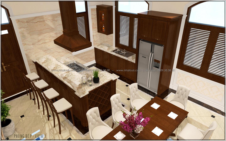 Vẻ đẹp giản đơn của ngôi biệt thự 1 tầng 3 phòng ngủ tại xứ dừa Bến Tre - 15