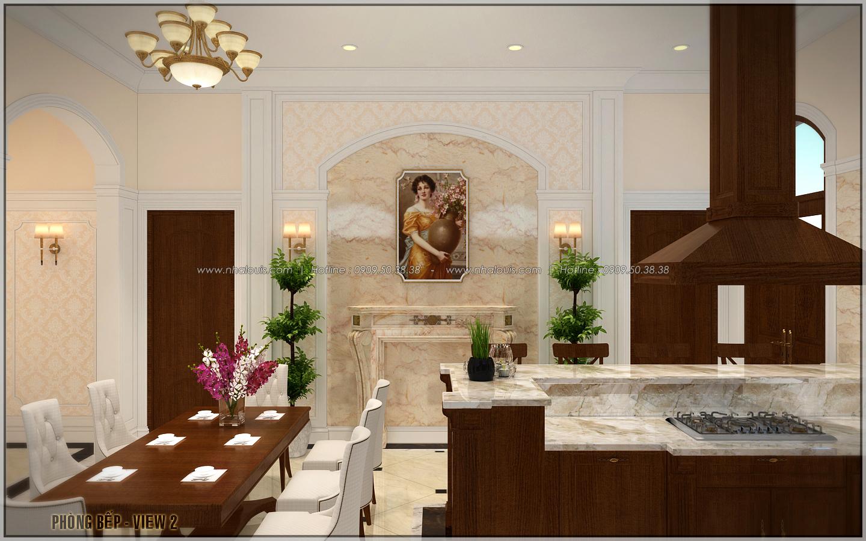 Vẻ đẹp giản đơn của ngôi biệt thự 1 tầng 3 phòng ngủ tại xứ dừa Bến Tre - 16