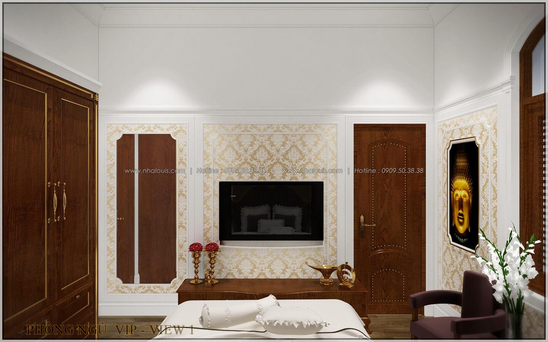Phòng ngủ ngôi biệt thự 1 tầng 3 phòng ngủ tại xứ dừa Bến Tre - 20