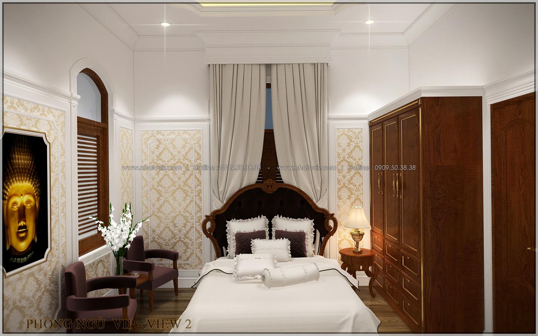 Vẻ đẹp giản đơn của ngôi biệt thự 1 tầng 3 phòng ngủ tại xứ dừa Bến Tre - 21