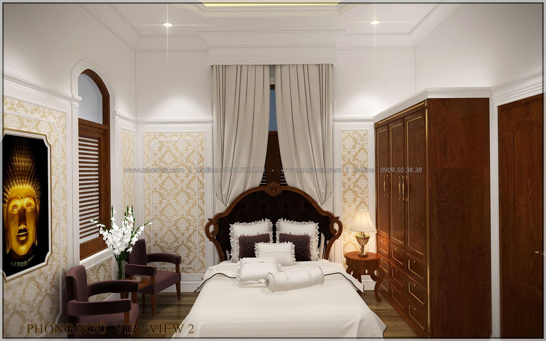 Phòng ngủ ngôi biệt thự 1 tầng 3 phòng ngủ tại xứ dừa Bến Tre - 21