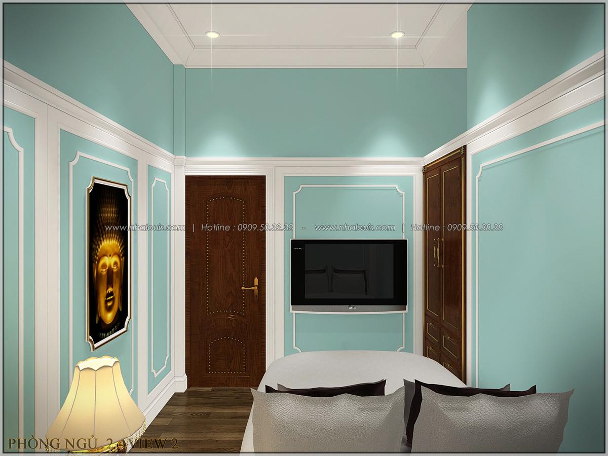 Vẻ đẹp giản đơn của ngôi biệt thự 1 tầng 3 phòng ngủ tại xứ dừa Bến Tre - 25