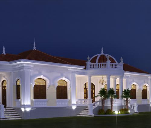 Vẻ đẹp giản đơn của ngôi biệt thự 1 tầng 3 phòng ngủ tại xứ dừa Bến Tre