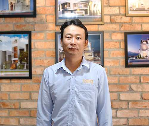 Giám Đốc Xí Nghiệp Thi Công Số 1 công ty LOUIS- Đào Nguyễn Tấn Phách
