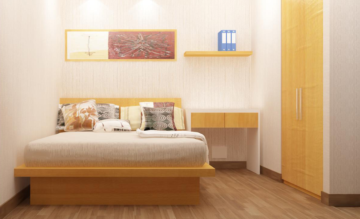 Ấm cúng với chất liệu gỗ cho căn nhà cấp 4 của bạn