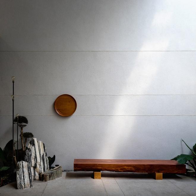 Ấn tượng với ngôi nhà trệt phong cách cổ xưa ở Bình Dương - 08