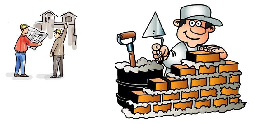 Bạn đã biết các công đoạn xây nhà chưa