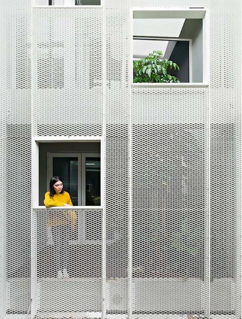Biến ngôi nhà phố 50 tuổi thành không gian hiện đại, ngập ánh sáng - 07