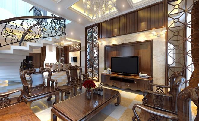 Biệt thự 2 tầng trên mảnh đất 150m2 theo phong cách cổ điển