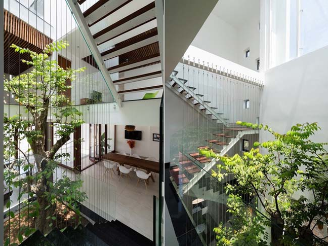 Biệt thự hiện đại, cởi mở theo lối thiết kế phương Tây