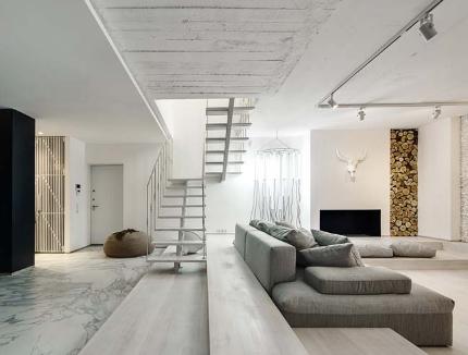 Biệt thự mini 2 tầng đẹp như một phòng trưng bày nghệ thuật