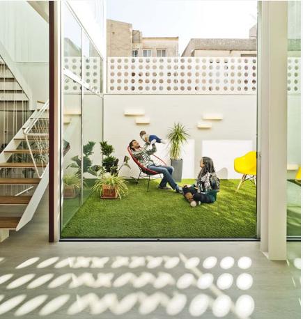 Biệt thự nhà vườn hiện đại của cặp vợ chồng chuyên gia người nước ngoài