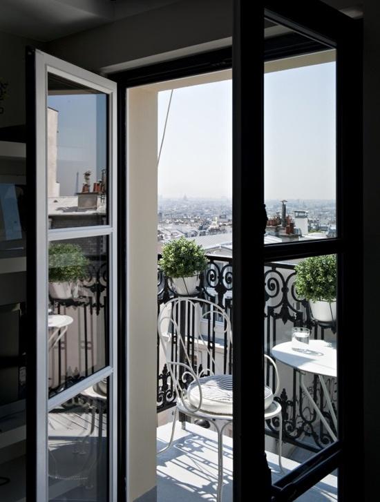 Căn hộ 40m2 đẹp cá tính giữa lòng thành phố Paris