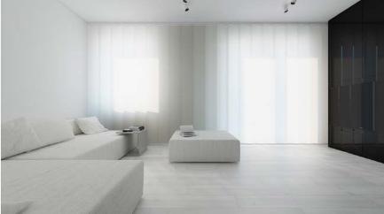 Căn hộ chung cư cho người yêu thích sự đơn giản