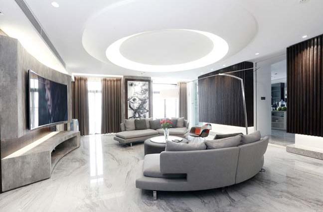 Căn hộ chung cư sang trọng như khách sạn 5 sao ở Hà Nội