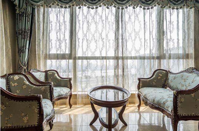 Căn hộ cổ điển đậm chất quý tộc tại Hoàng Mai, Hà Nội