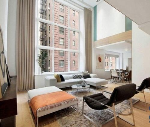 Căn hộ duplex nâng tầm đẳng cấp cuộc sống