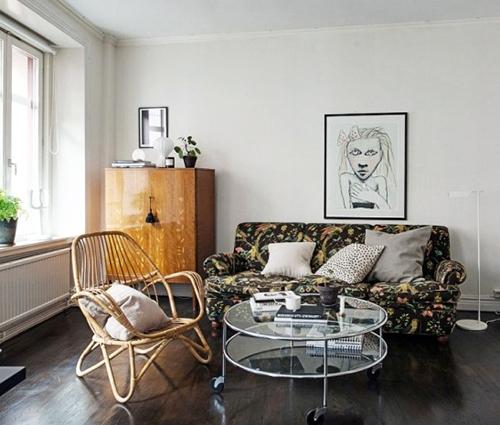 Căn hộ chung cư phong cách Scandinavian độc đáo và quyến rũ