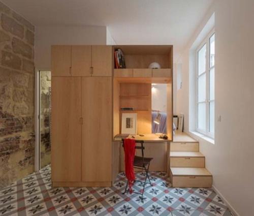 Căn nhà cấp 4 ấm áp sau cải tạo