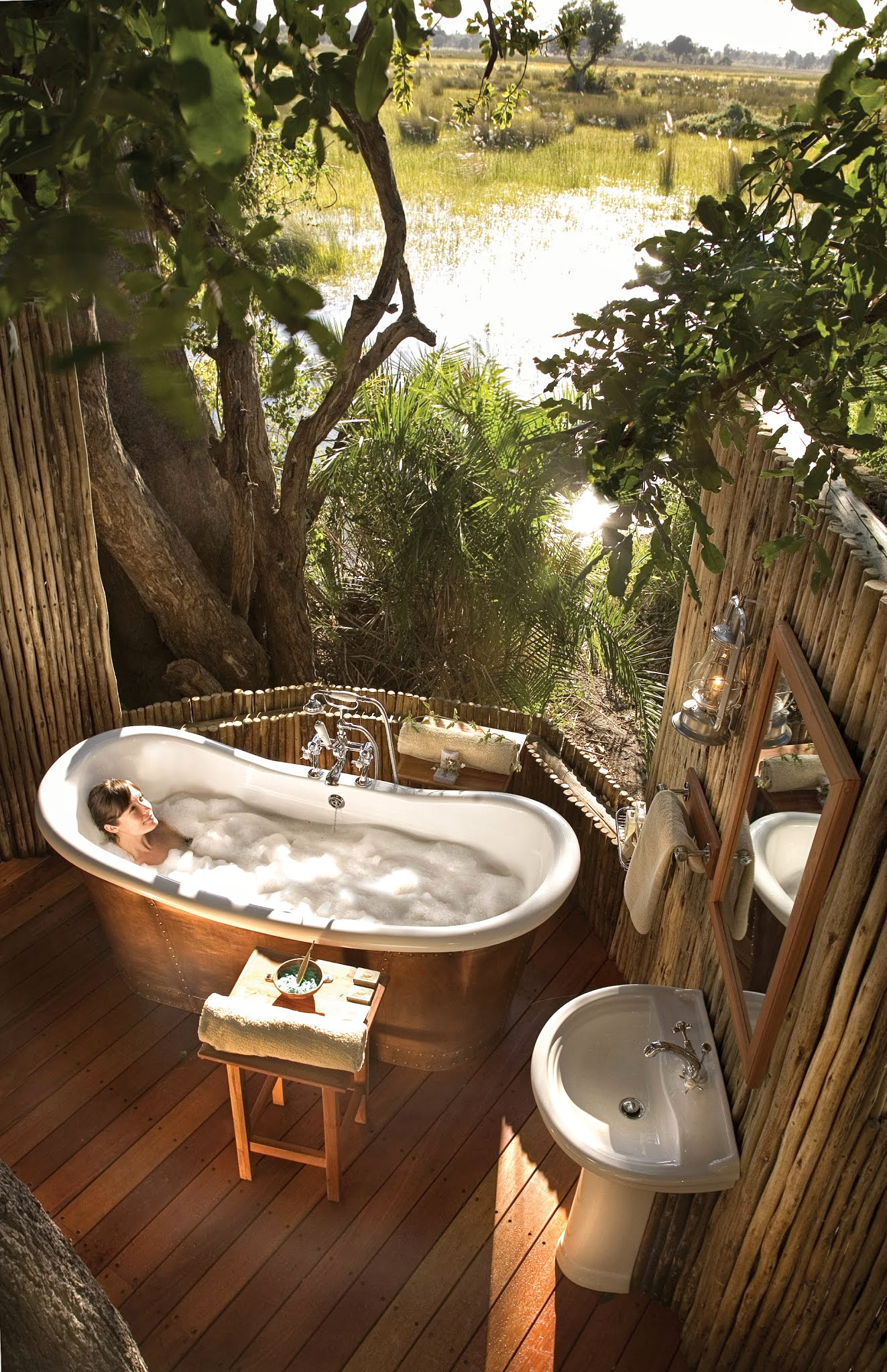 Chiêm ngưỡng các không gian phòng tắm đẹp mê hồn