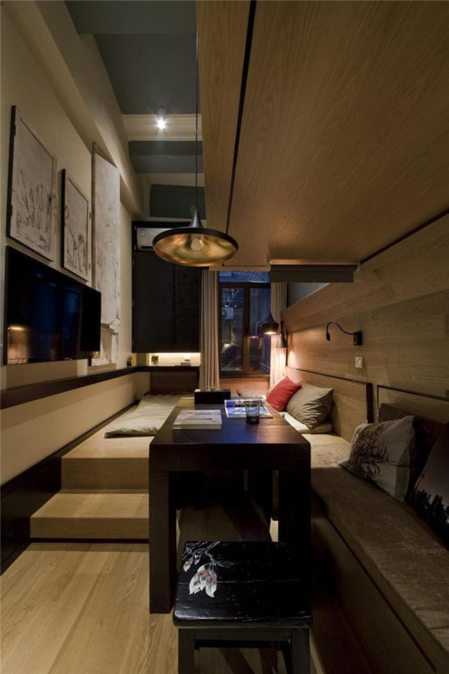 Chiêm ngưỡng căn hộ chung cư tiết kiệm diện tích cực chất