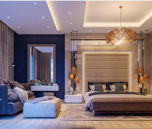 chiêm ngưỡng mẫu thiết kế phòng ngủ hiện đại