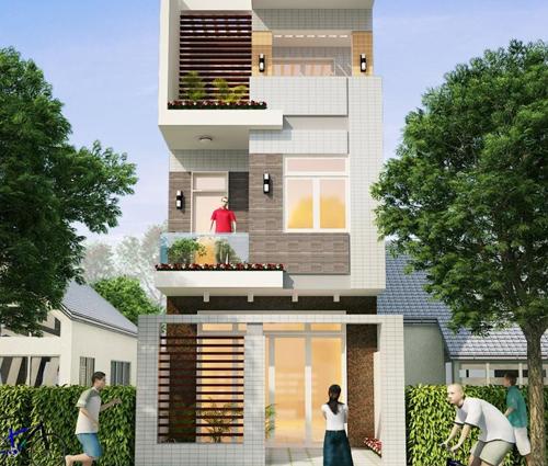 Chiêm ngưỡng những thiết kế mẫu nhà phố nhà ống đẹp