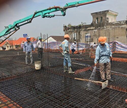 Nhận thầu thi công xây dựng ở thành phố Hồ Chí Minh mặt bằng giá chung bao nhiêu là phù hợp?
