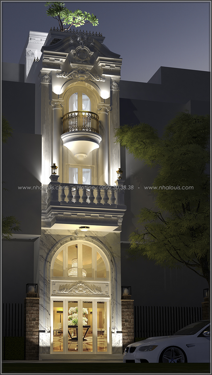 Giới thiệu top 3 thiết kế kiến trúc nhà ống đẹp mê ly