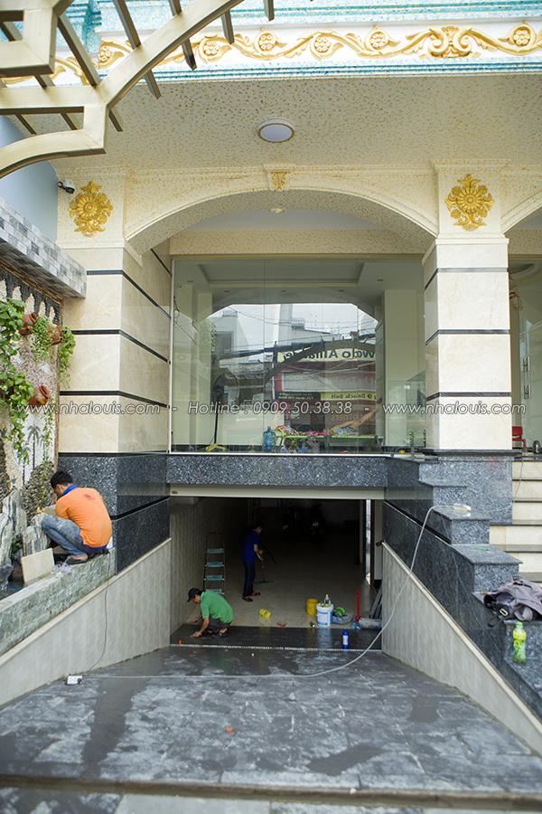 Vẻ đẹp đẳng cấp công trình nhà ở kết hợp văn phòng cho thuê ở Tân Bình - 03