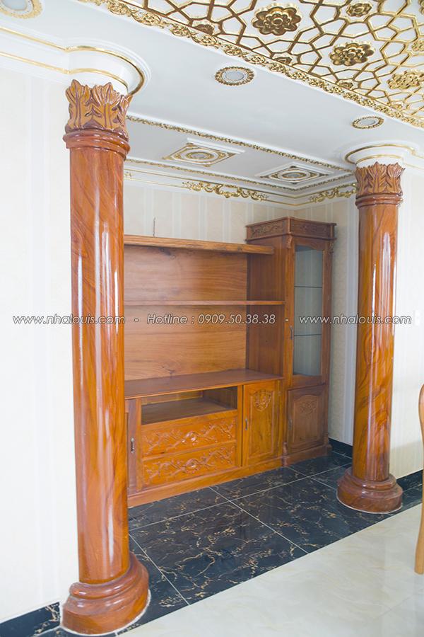 Vẻ đẹp đẳng cấp công trình nhà ở kết hợp văn phòng cho thuê ở Tân Bình - 09