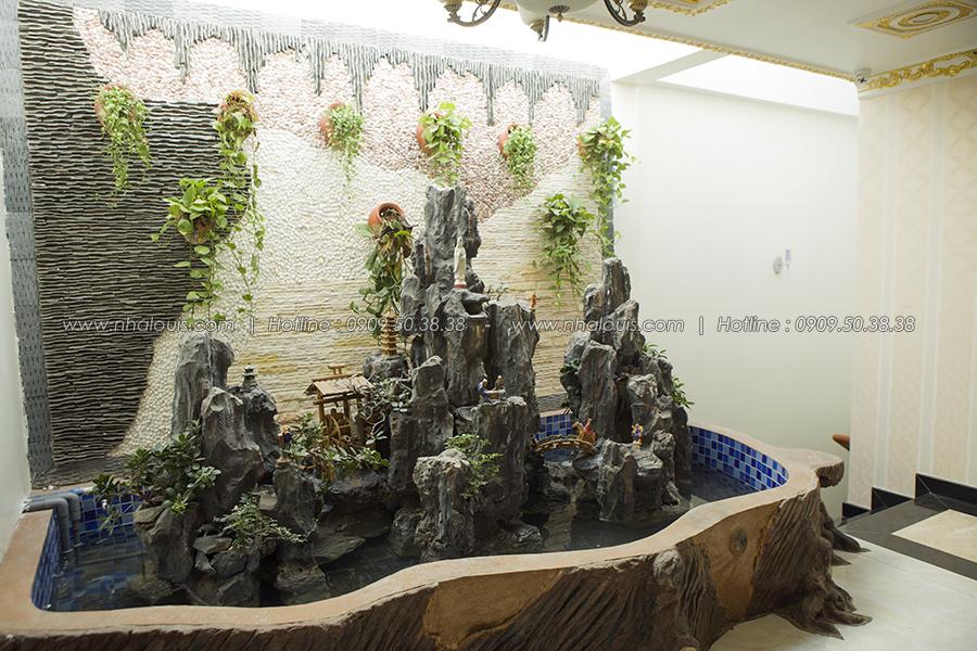 Vẻ đẹp đẳng cấp công trình nhà ở kết hợp văn phòng cho thuê ở Tân Bình - 12