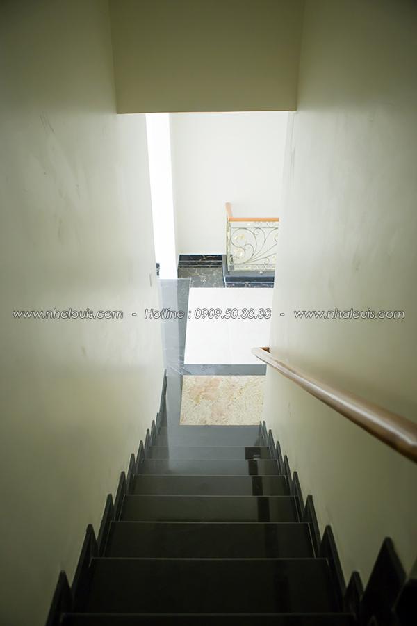 Vẻ đẹp đẳng cấp công trình nhà ở kết hợp văn phòng cho thuê ở Tân Bình - 14