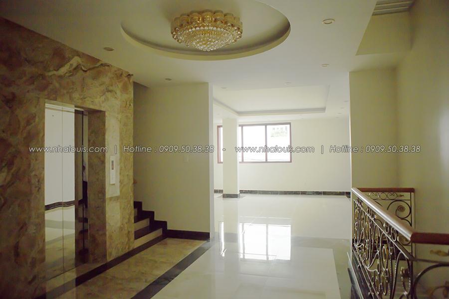 Vẻ đẹp đẳng cấp công trình nhà ở kết hợp văn phòng cho thuê ở Tân Bình - 17