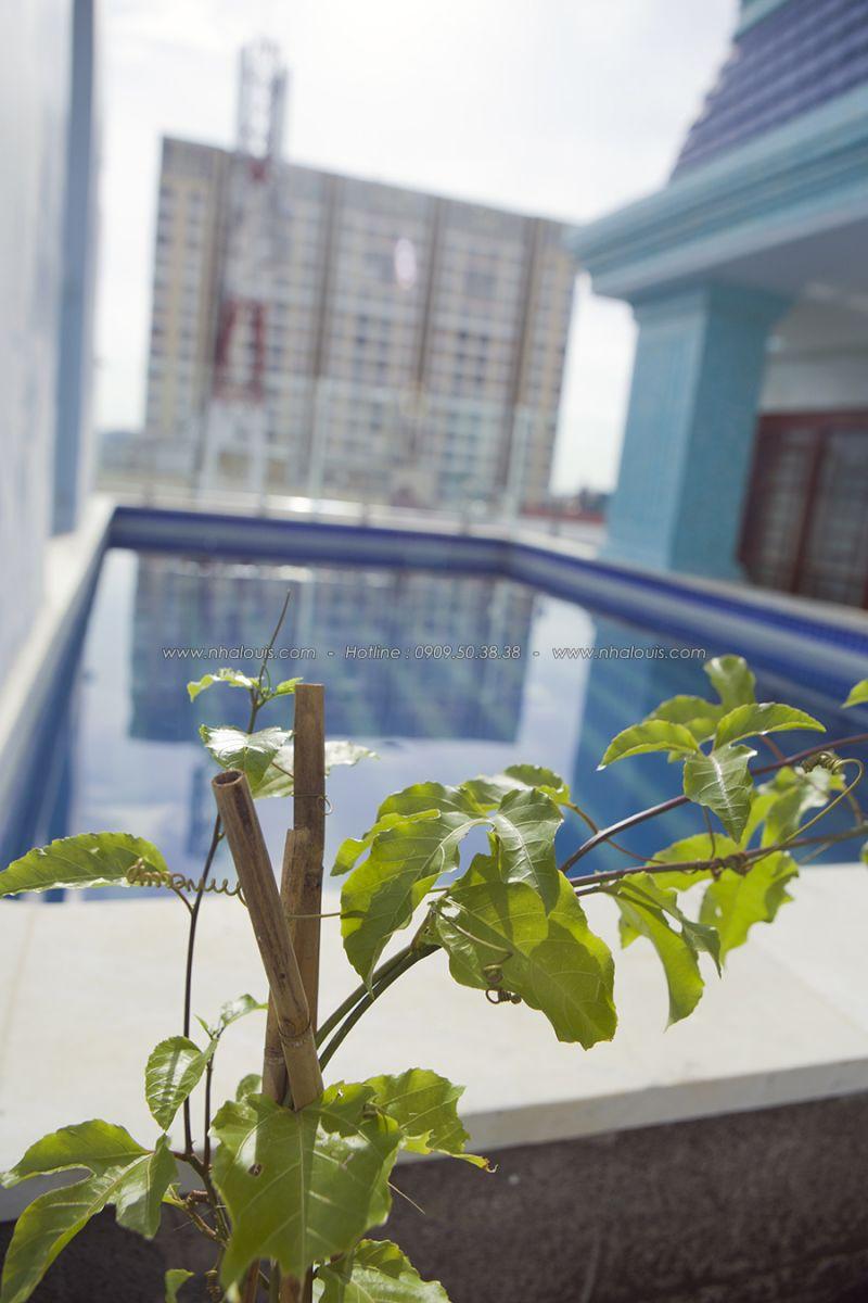 Vẻ đẹp đẳng cấp công trình nhà ở kết hợp văn phòng cho thuê ở Tân Bình - 23
