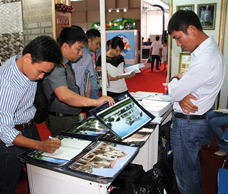 Hội chợ triển lãm Vietbuild 09/2015