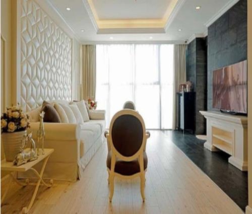 Hút mắt với căn hộ mang phong cách cổ điển trang nhã